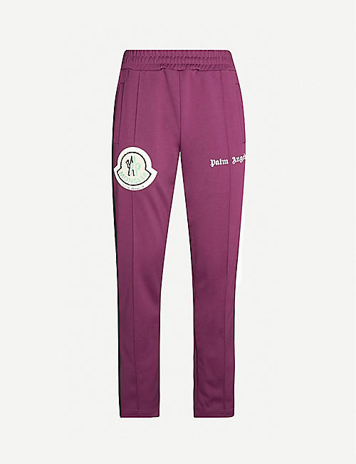 MONCLER GENIUS Moncler 8 Palm Angels sports-jersey jogging bottoms