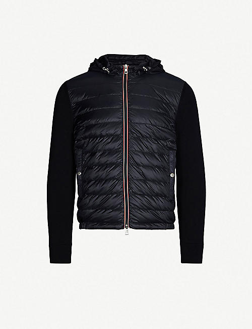 MONCLER Hooded quilted cotton bedd362c8e7