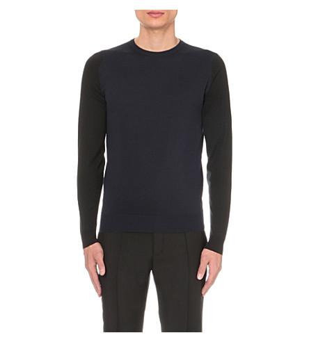 John Smedley  Hindlow merino-wool sweater