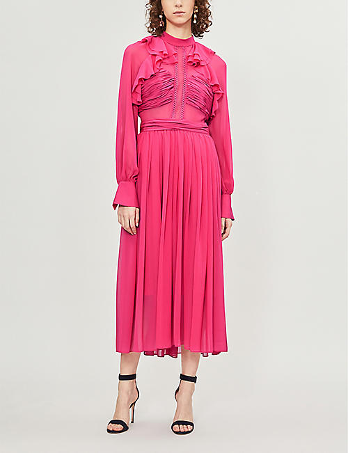 6ba2be0a5774 Self Portrait - Dresses, Tops, Skirts | Selfridges