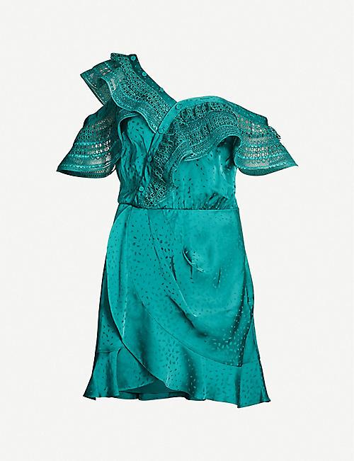 d23bb023d4cc2 Designer Dresses - Maje, Sandro, Ted Baker & more   Selfridges US