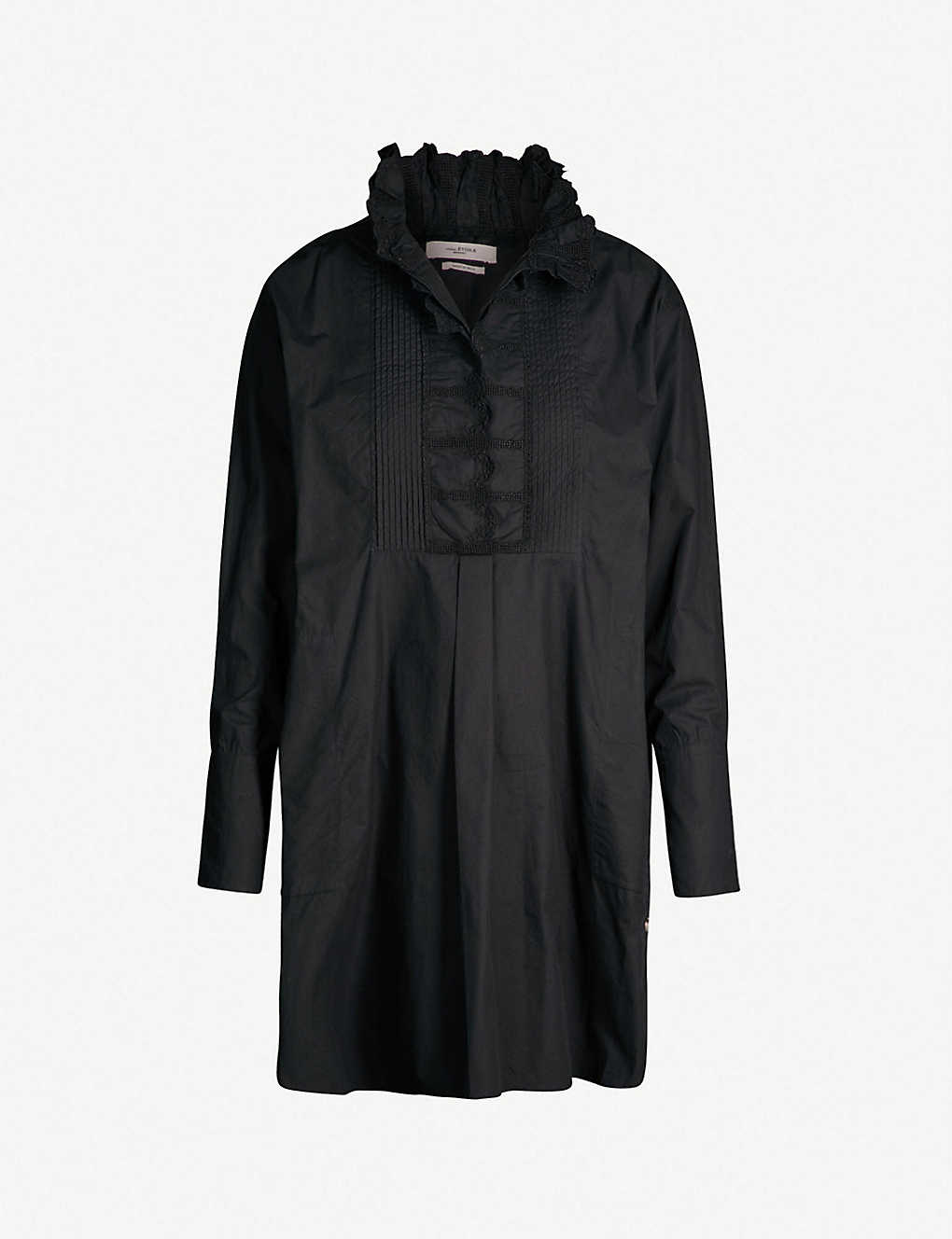 35496475548 ISABEL MARANT ETOILE - Milena cotton mini dress | Selfridges.com