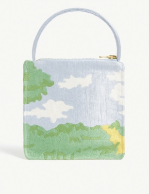 SHRIMPS Scenic tote bag
