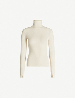 SHOREDITCH SKI CLUB Sofia turtleneck cashmere jumper