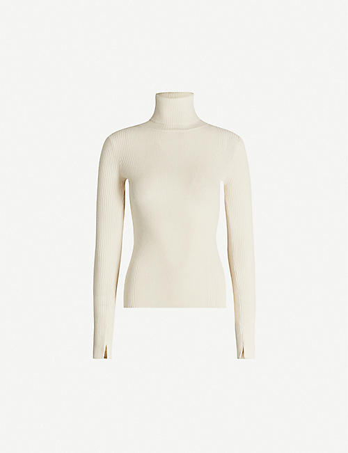 SHOREDITCH SKI CLUB: Sofia turtleneck cashmere jumper