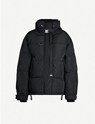 SHOREDITCH SKI CLUB: Laurel padded shell jacket