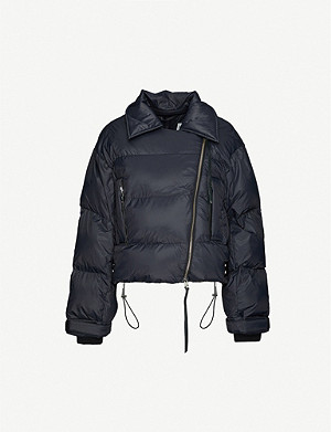 SHOREDITCH SKI CLUB Albion padded shell jacket