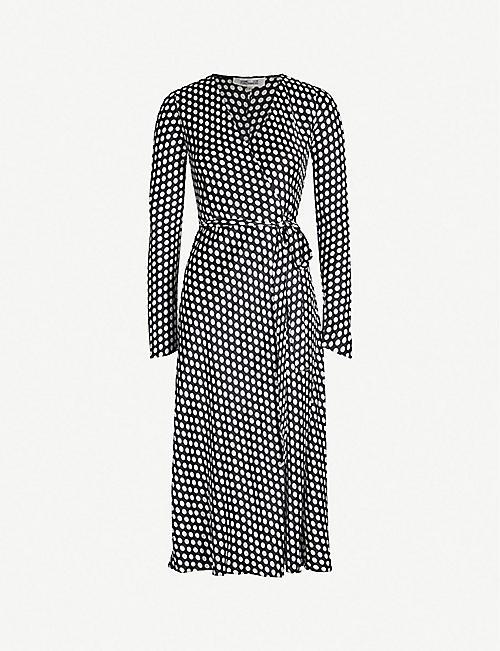 5c0e0c2b59e91e SAINT LAURENT - DIANE VON FURSTENBERG - Clothing - Womens ...