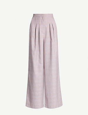 PAPER LONDON Gladys woven trousers