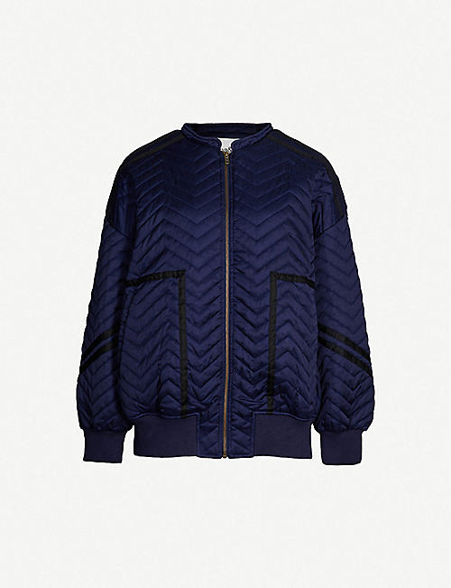 a9b8f2abff2c36 Bomber jackets - Jackets - Coats   jackets - Clothing - Womens ...