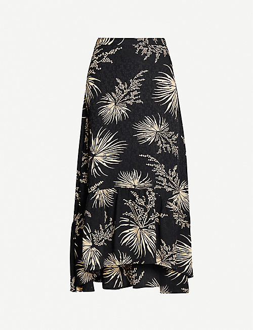 limited sale no sale tax official price Midi - Skirts - Clothing - Womens - Selfridges | Shop Online