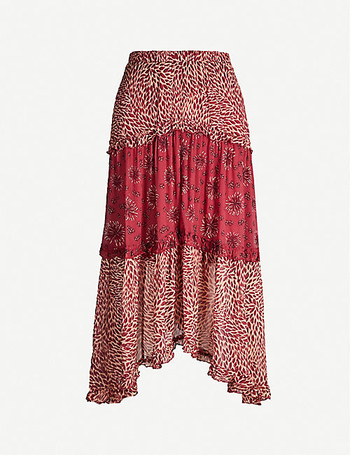 cbfed7e876 Midi - Skirts - Clothing - Womens - Selfridges | Shop Online