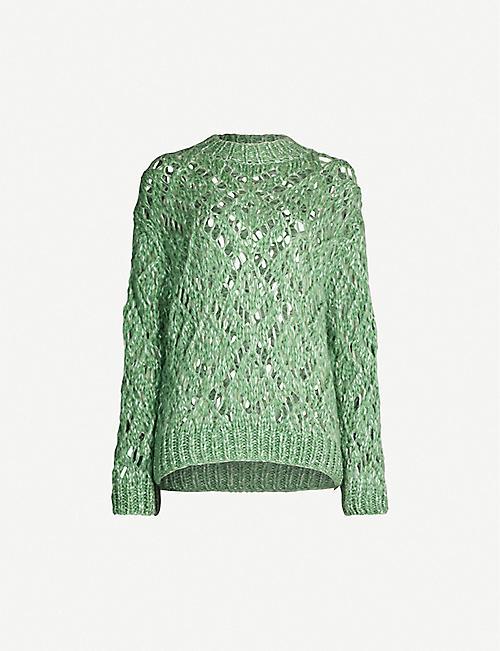 2b070d9737aed Knitwear - Clothing - Womens - Selfridges | Shop Online