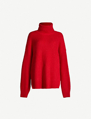 CAMILLA AND MARC Halley turtle-neck knitted jumper