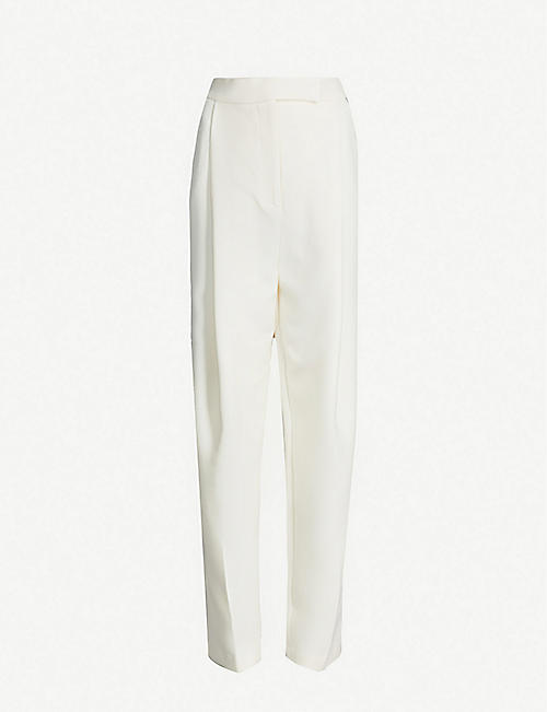 CAMILLA AND MARC Meave high-rise twill trousers