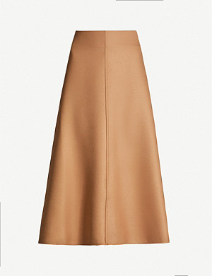 CAMILLA AND MARC Aria twill midi skirt