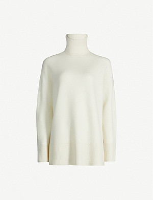 CAMILLA AND MARC Udele turtleneck wool-knit jumper