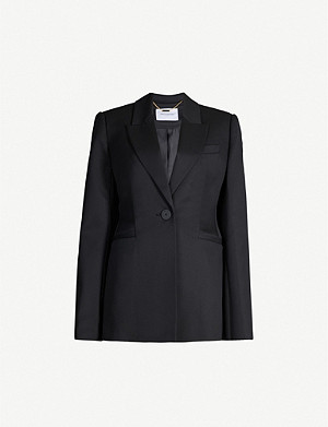 CAMILLA AND MARC Rhea single-breasted wool-blend blazer