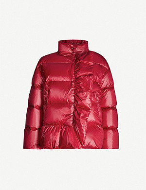 RED VALENTINO Shell-down puffer jacket