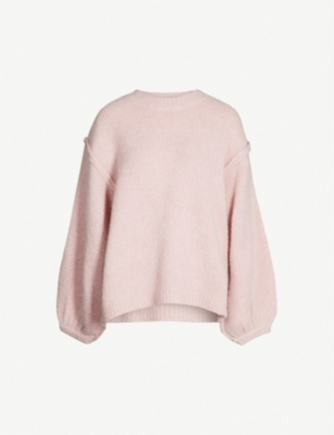 ACNE STUDIOS Kara oversized wool-blend jumper