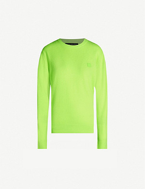 ACNE STUDIOS Nalon wool jumper