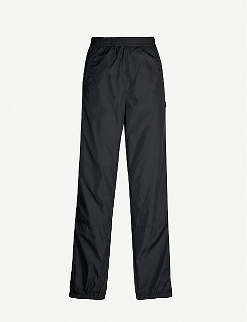 ACNE STUDIOS Phoenix relaxed-fit shell jogging bottoms