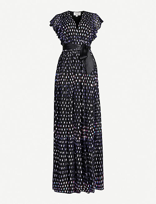 TEMPERLEY LONDON: Wendy sequin dress