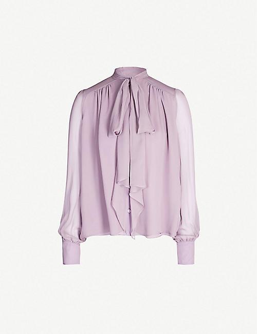 f32eecd240826 Shirts   blouses - Tops - Clothing - Womens - Selfridges