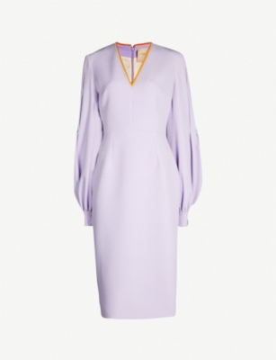 ROKSANDA Essi crepe dress