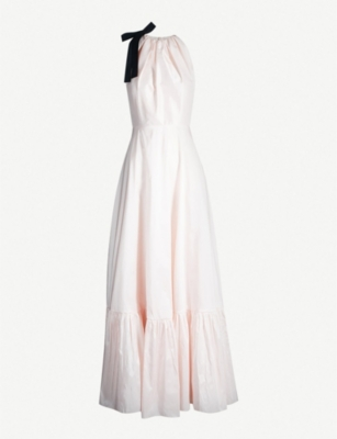 ROKSANDA Coletta silk-blend dress