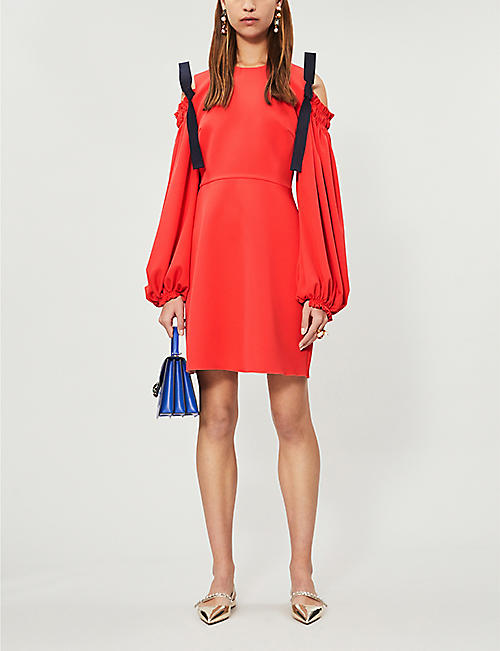 ROKSANDA Reia silk-blend dress