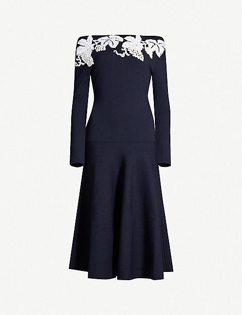 f69b2faa6d0a81 OSCAR DE LA RENTA - Dresses - Clothing - Womens - Selfridges