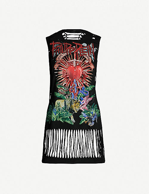 PHILIPP PLEIN - Mini - Dresses - Clothing - Womens - Selfridges ... eca43577b8