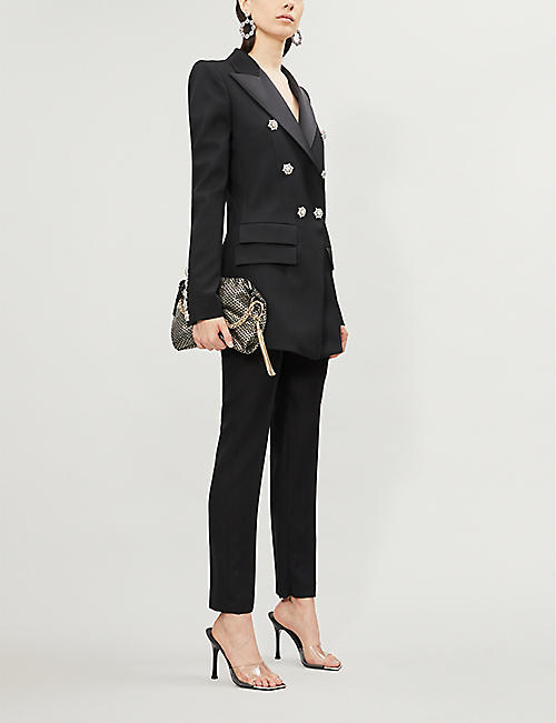 ALEXANDRE VAUTHIER Double-breasted wool jacket