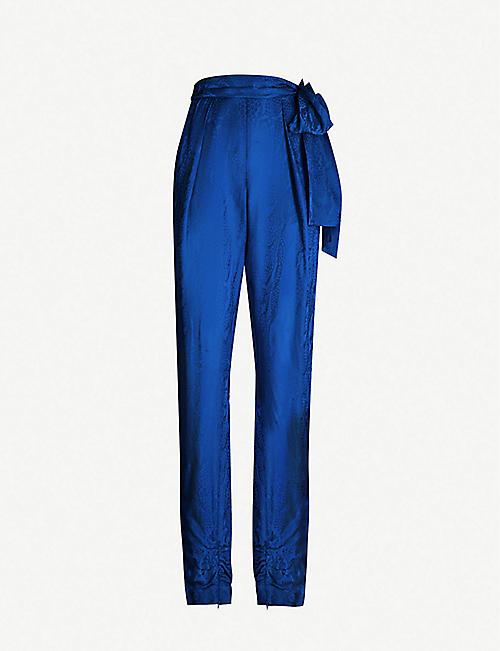 68de05be64d9 Tapered - Trousers - Clothing - Womens - Selfridges | Shop Online