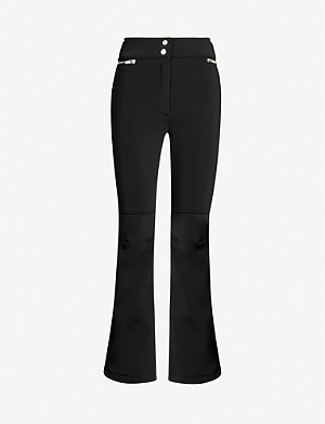 FUSALP Elancia stretch-woven flared ski trousers
