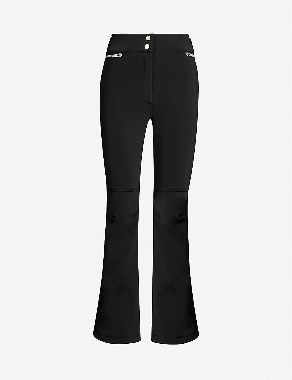 FUSALP: Elancia stretch-woven flared ski trousers