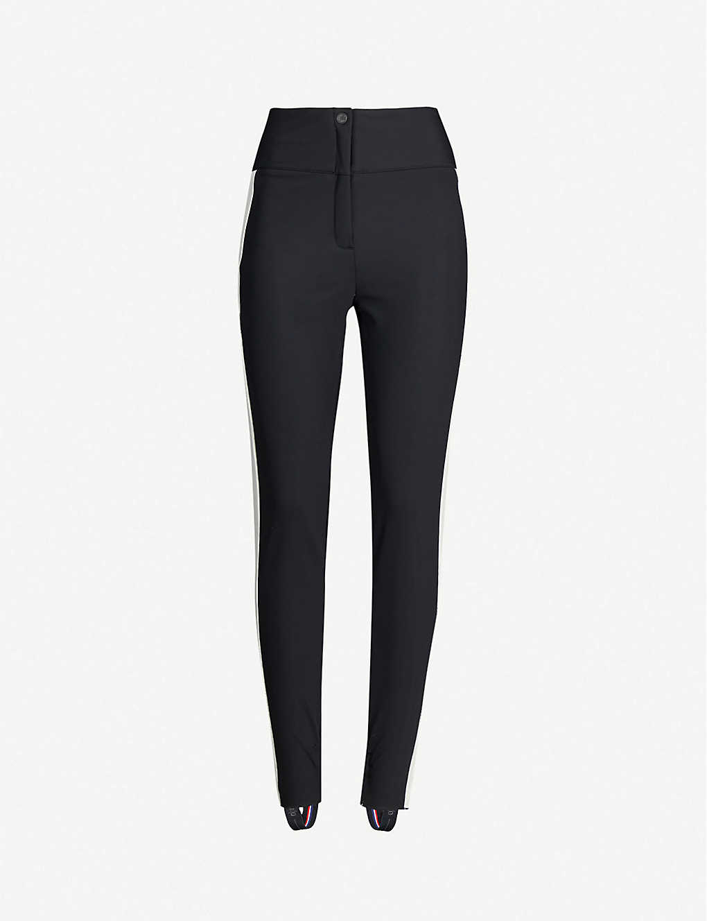 FUSALP: Millesime stirrup woven trousers