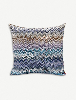 MISSONI HOME Jarris patterned cushion 40cm x 40cm