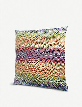MISSONI HOME: Jarris cotton cushion 60cm x 60cm