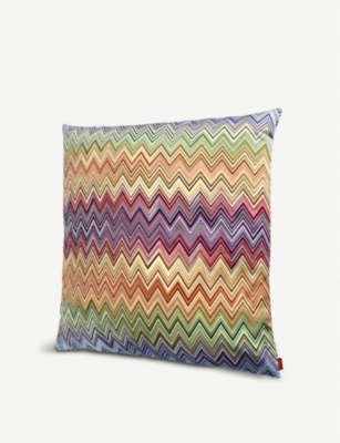 MISSONI HOME Jarris cotton cushion 60cm x 60cm