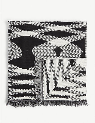 MISSONI HOME: Sigmund throw 140cm x 200cm