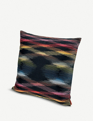 MISSONI HOME Stoccarda jacquard cushion 40x40cm