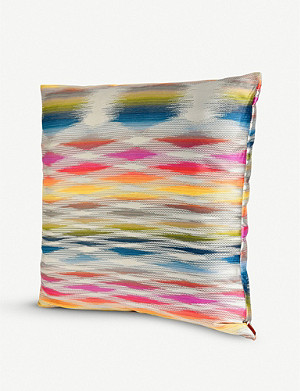 MISSONI HOME Stoccarda jacquard cushion 60x60cm