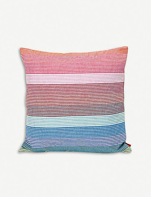 MISSONI HOME Wiler striped cushion 40cm x 40cm