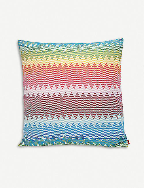 MISSONI HOME Weymouth jacquard cushion 60cm x 60cm