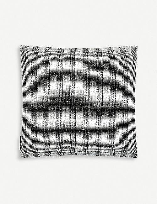 KVADRAT: Raf Simons Pulsar wool-blend cushion 60cm