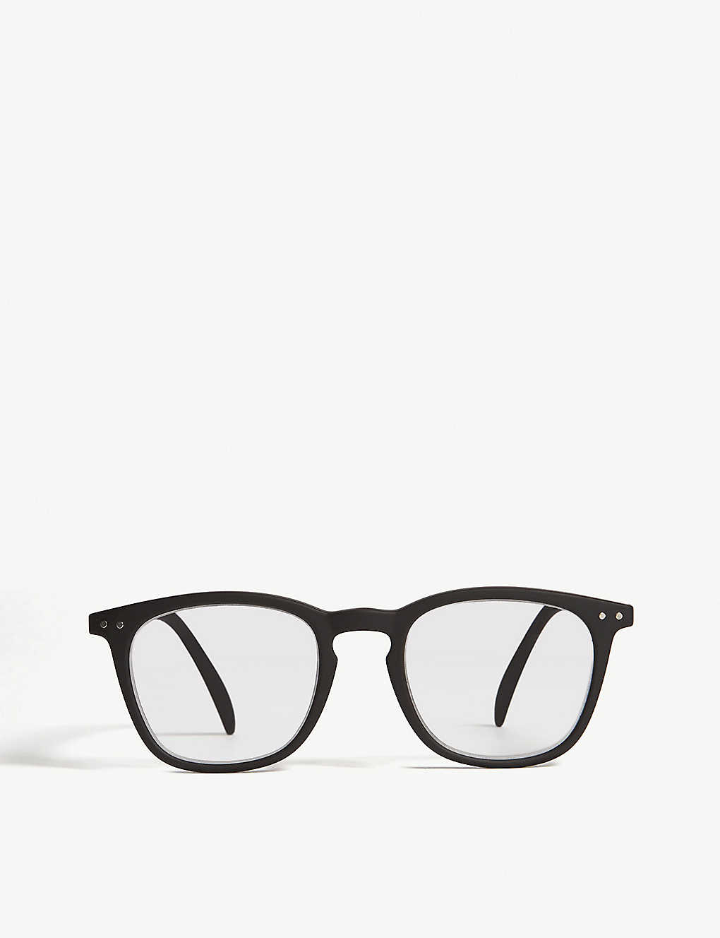 IZIPIZI: #E wayfarer reading glasses +1.00