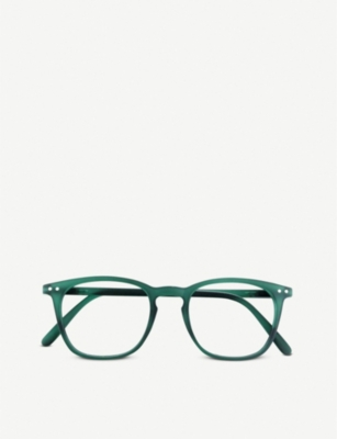 IZIPIZI #E Reading round-frame reading glasses +1