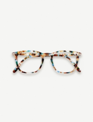 IZIPIZI #E tortoiseshell reading glasses +3.00